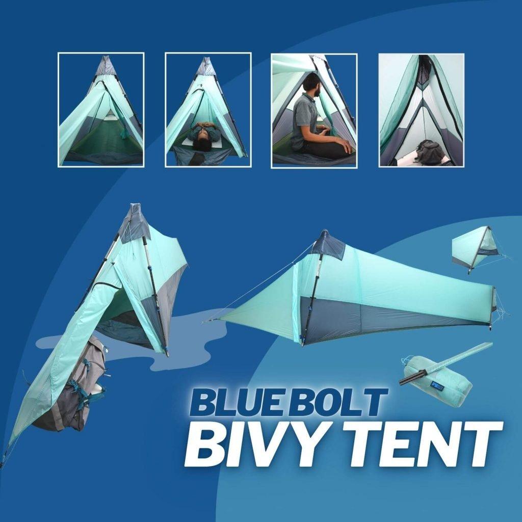 BLUE BOLT Bivy Tent product image